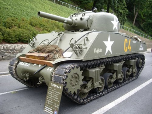 M4A3 105